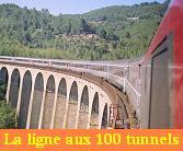 Ligne des Cévennes & Train touristique des Gorges de l'Allier